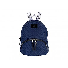 Bserena Quilted Backpack - Navy