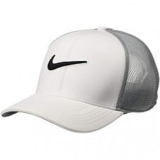 AeroBill Classic99 Perforated Hat - White/Wolf Grey/Black