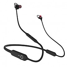 LINNER Active Noise Cancelling Bluetooth Earbuds Wireless in Ear Headphones Bluetooth V4.1 Neckband Magnetic Earphones Built-in Microphone with Deep Bass HD Stereo, 13-Hours Playtime