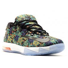 """Nike KD 6 EXT QS """"Floral"""" - 652120 900"""