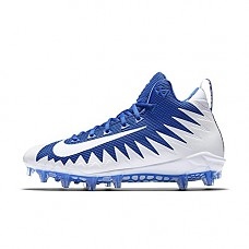 Nike Alpha Menace Pro Mid Game Royal/White/White Mens Cleated Shoes