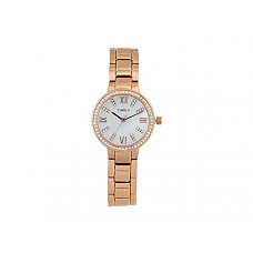 Classic with Swarovski® Crystals - Rose Gold-Tone