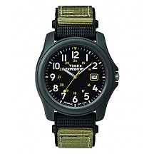 Timex Mens T42571 Expedition Camper Green Nylon Strap Watch