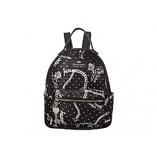 Jewelry Box Backpack - Silver Chain