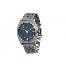 The Time Teller - The Blues Collection - Gunmetal/Blue Crystal