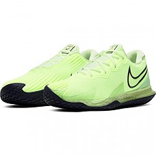 NikeCourt Air Zoom Vapor Cage 4 - Ghost Green/Blackened Blue/Barely Volt