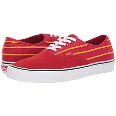Authentic™ - (Sport Stripes) Racing Red/Cadmium Yellow