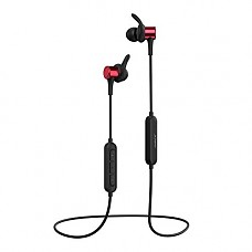 Occitop JOWAY H32 Bluetooth Earphone 3D Surround Sound DSP Wireless Headset (Red)