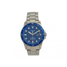 42 mm Fossil Blue - FS5669 - Silver